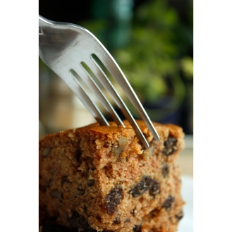 Lenten Applesauce Cake