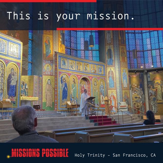may10 holy trinity San Francisco CA