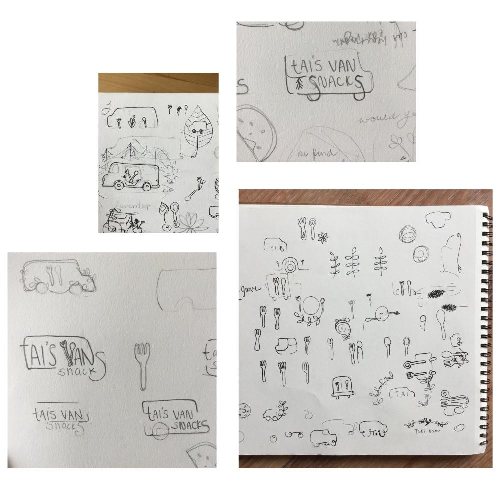 Tai Sketches