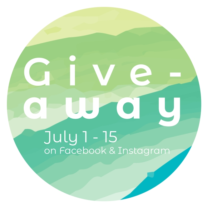 Announcing Giveaway